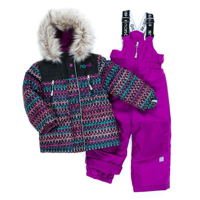 Lapland Snowsuit 2-6x
