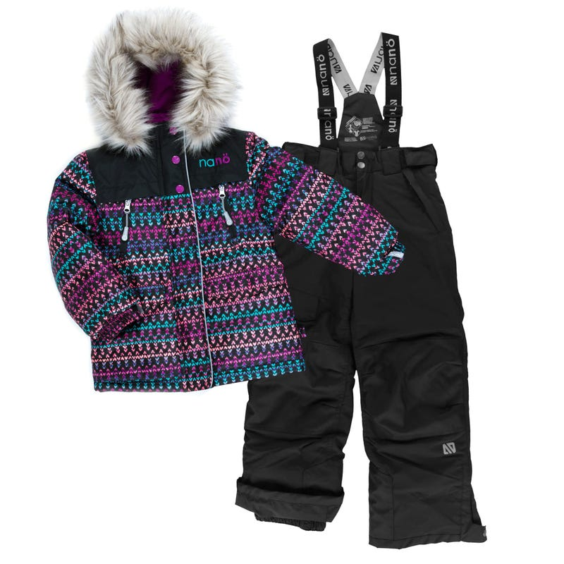 Lapland Snowsuit 7-12