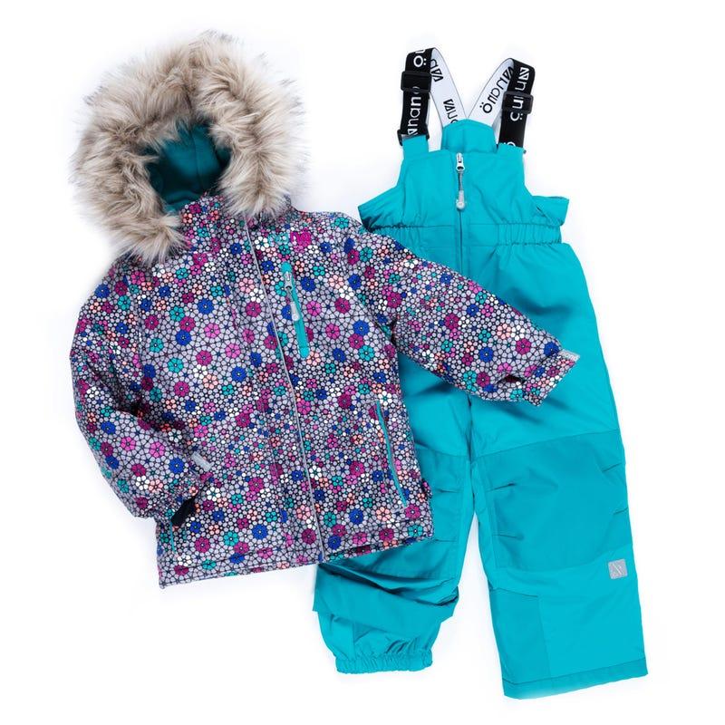 Geometry Snowsuit 2-6x