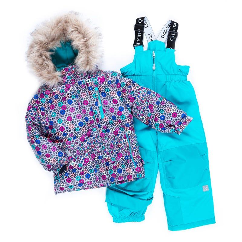 Geometry Snowsuit 7-12