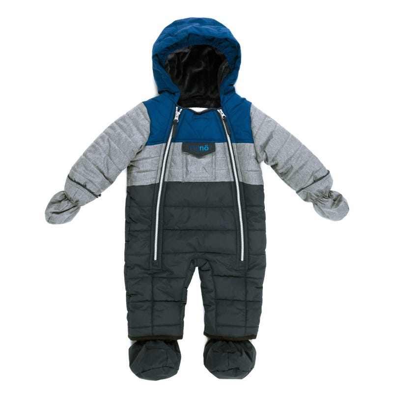 Inuit Puffy Snowsuit 6-24m