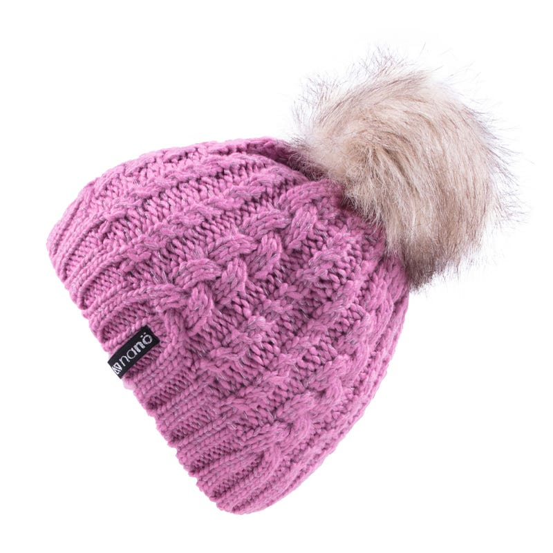 Tuque Pompon Calgary 2-6ans