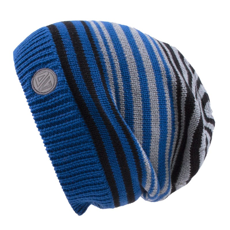 Tuque Rayée Tricot 7-14ans