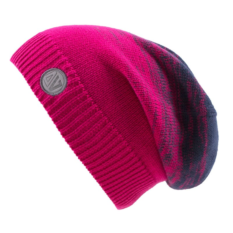 2 Colors Knit Beanie 7-14
