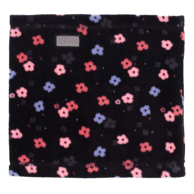 Flowers Fleece Neckwarmer 2-12
