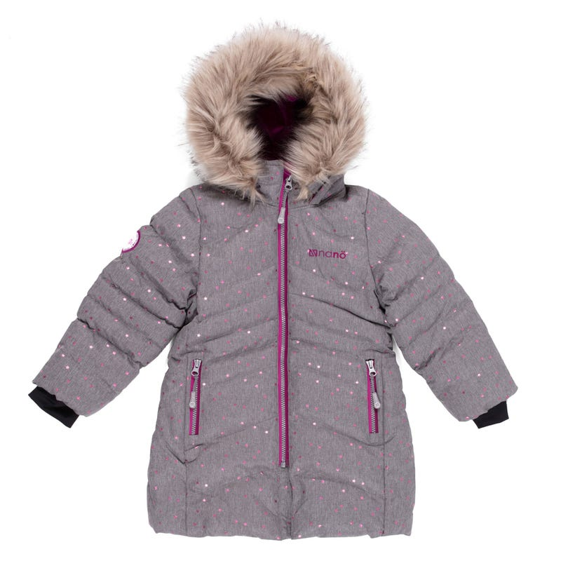 Calgary Long Jacket 4-6