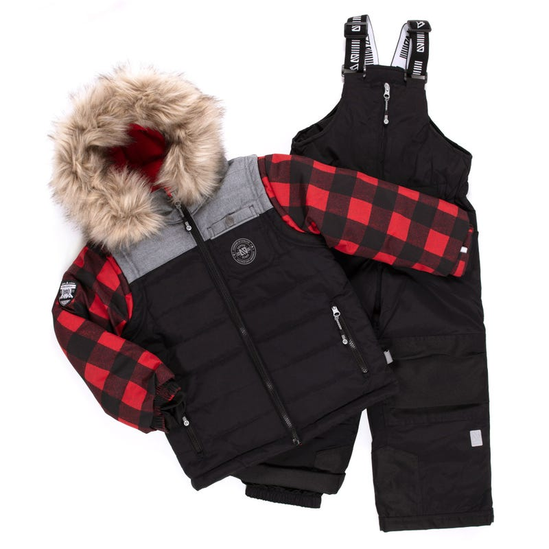 Lake Placid Snowsuit 12-24m