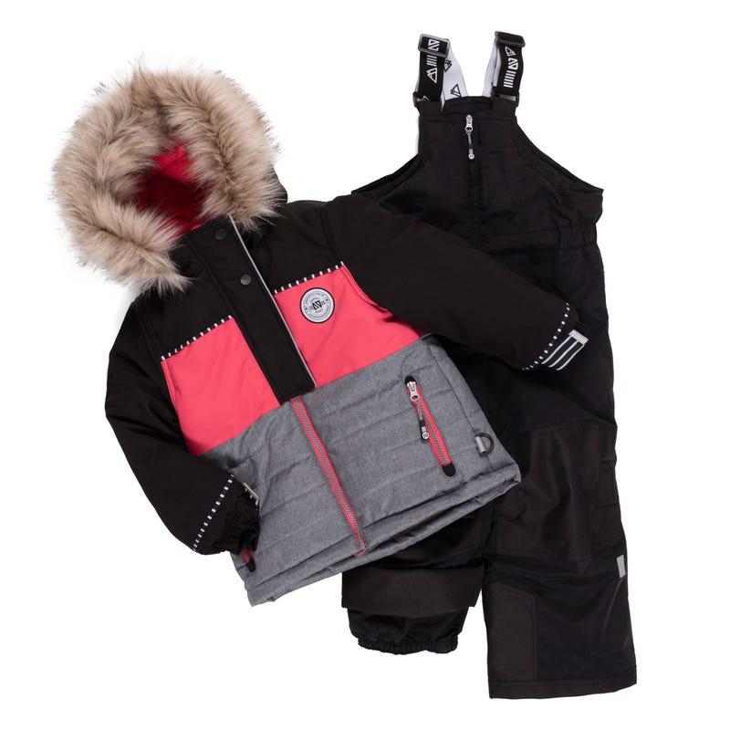 Austria Snowsuit 2-6