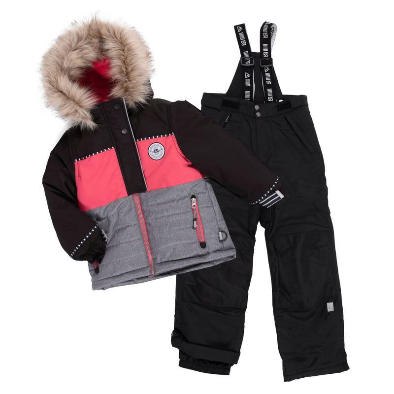 Austria Snowsuit 7-14