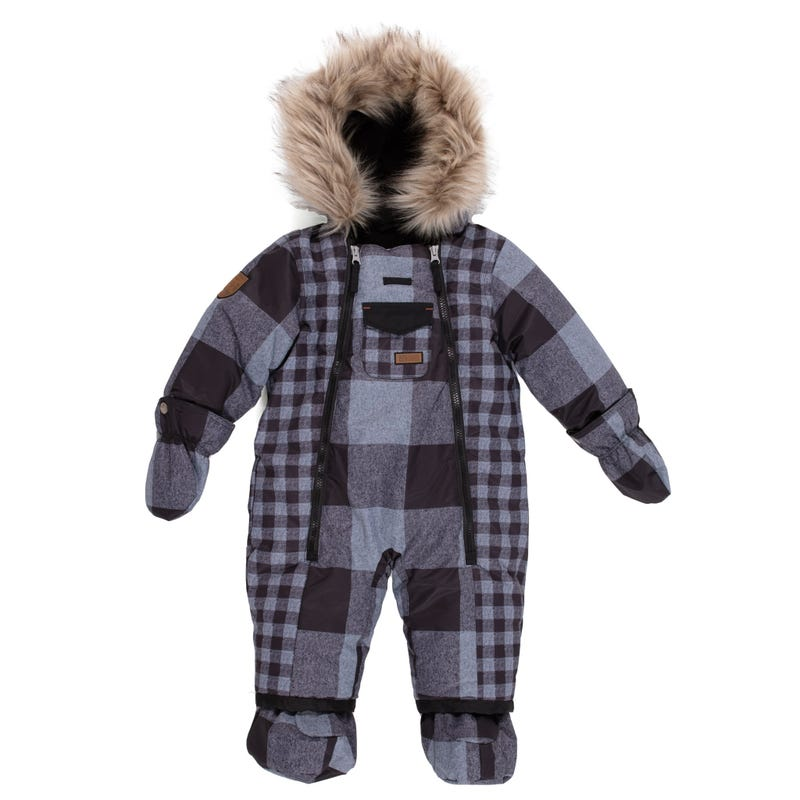 Vancouver Snowsuit 12-24m