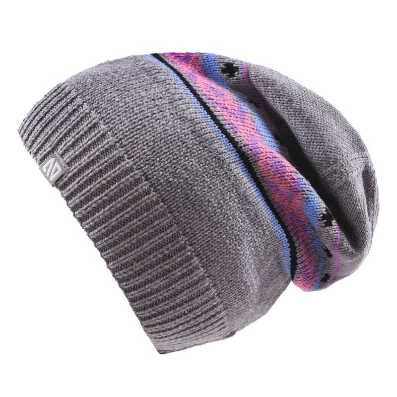 Tuque Tricot Rayée 2-6ans