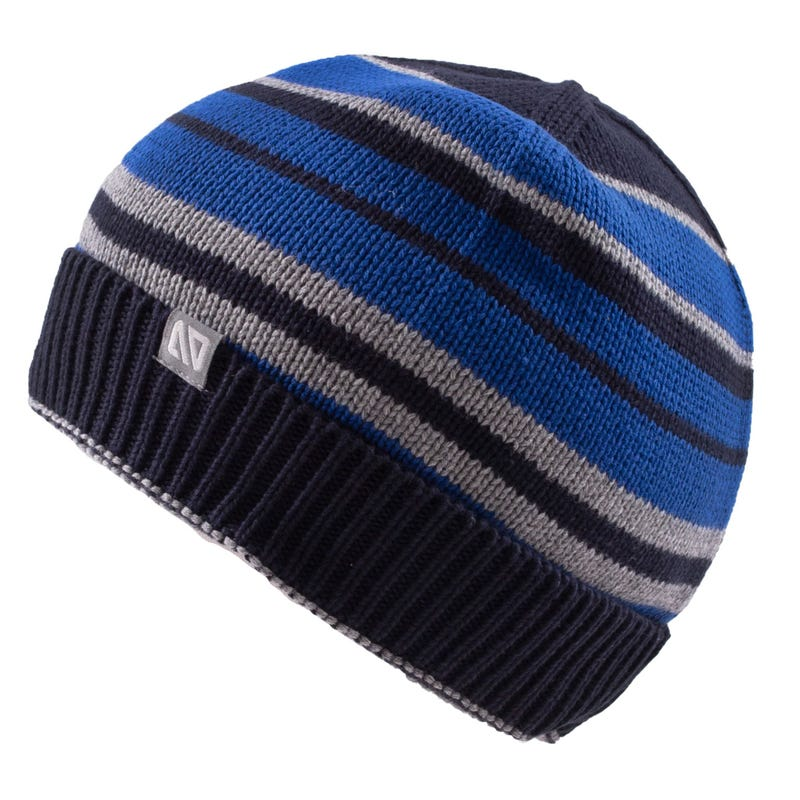 Tuque Tricot Rayée 7-14ans
