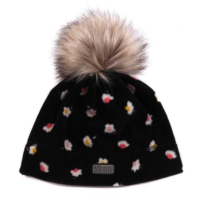 Tuque Polar Fleurs 5-6ans