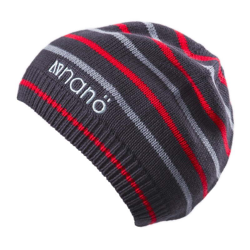 Knit Striped Beanie 2-4y