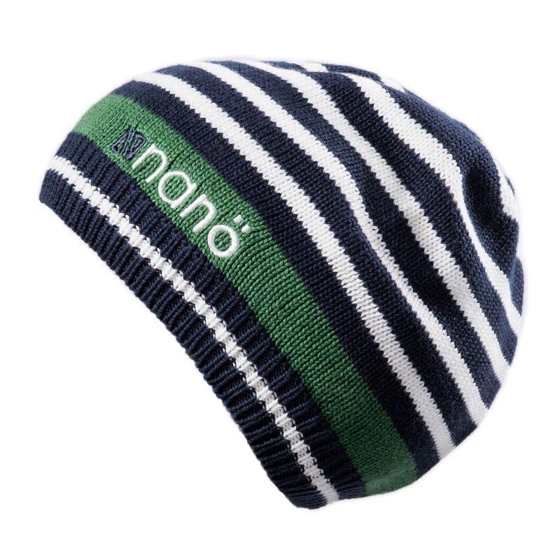 Knit Striped Beanie 5-6y