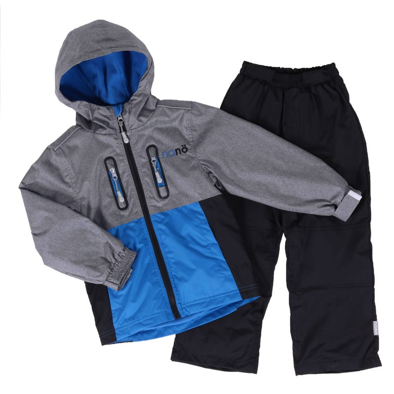 Royal Block 2 Pieces Outerwear 12-24m