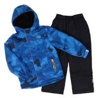 Camo 2 Pieces Outerwear 7-10y