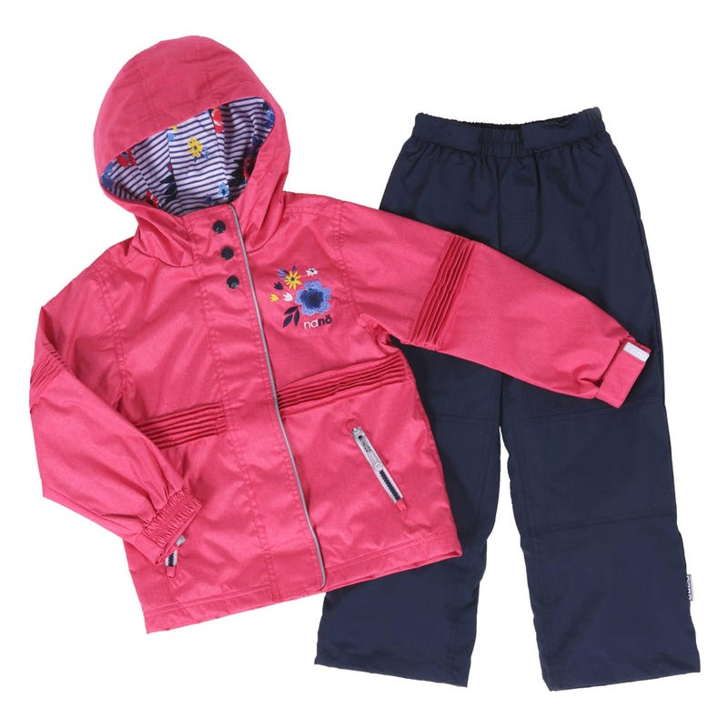 Nautical 2 Pieces Outerwear 2-6y