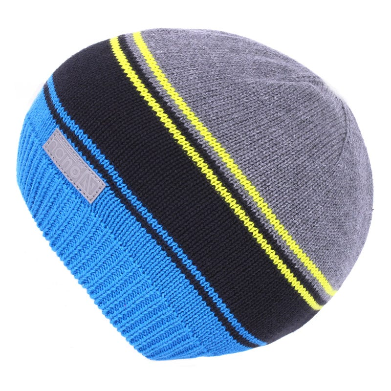 Tuque Rayée 2-6ans - Royal
