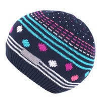 Knit Striped Beanie 2-6y