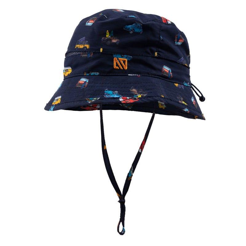 Chapeau UV Imprimé 0-18mois