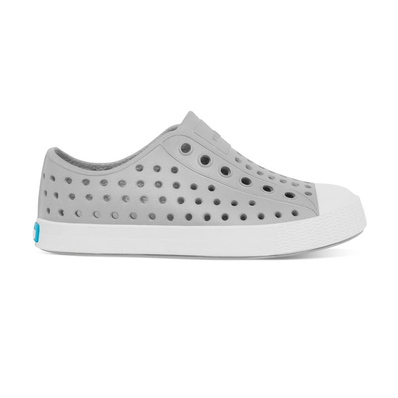 Jefferson Shoes 4-13y - Grey