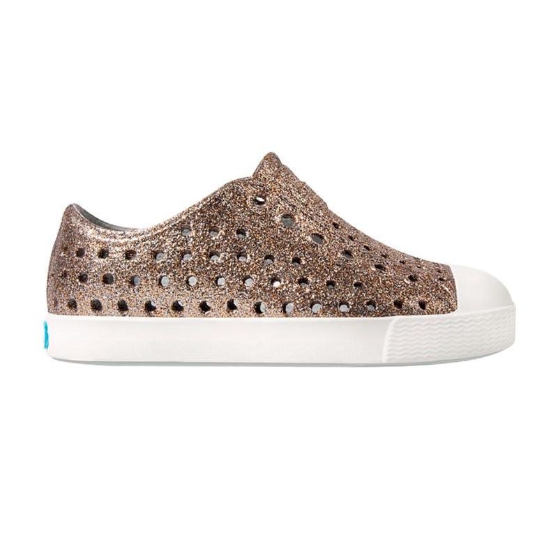 Jefferson Metal Bling Shoe