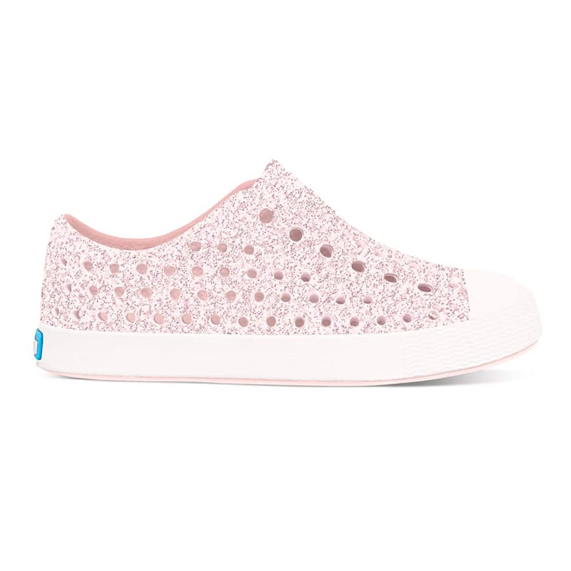 Jefferson Bling Shoes 4-10y - Pink