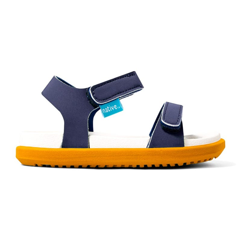 Charley Sandals 4-13y - Navy