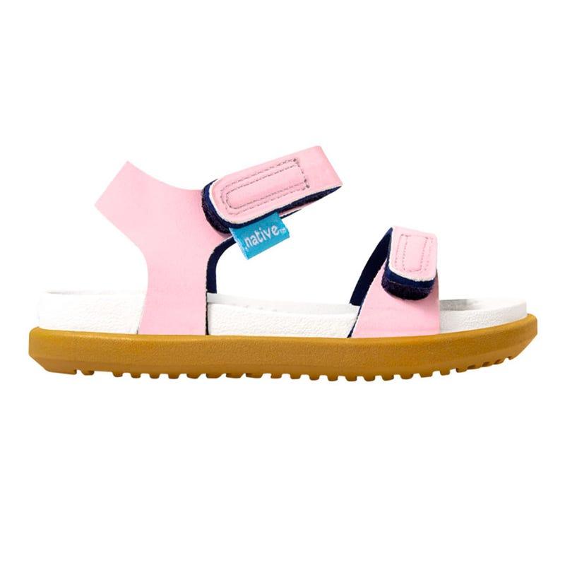 Pink Charley Child Sandals