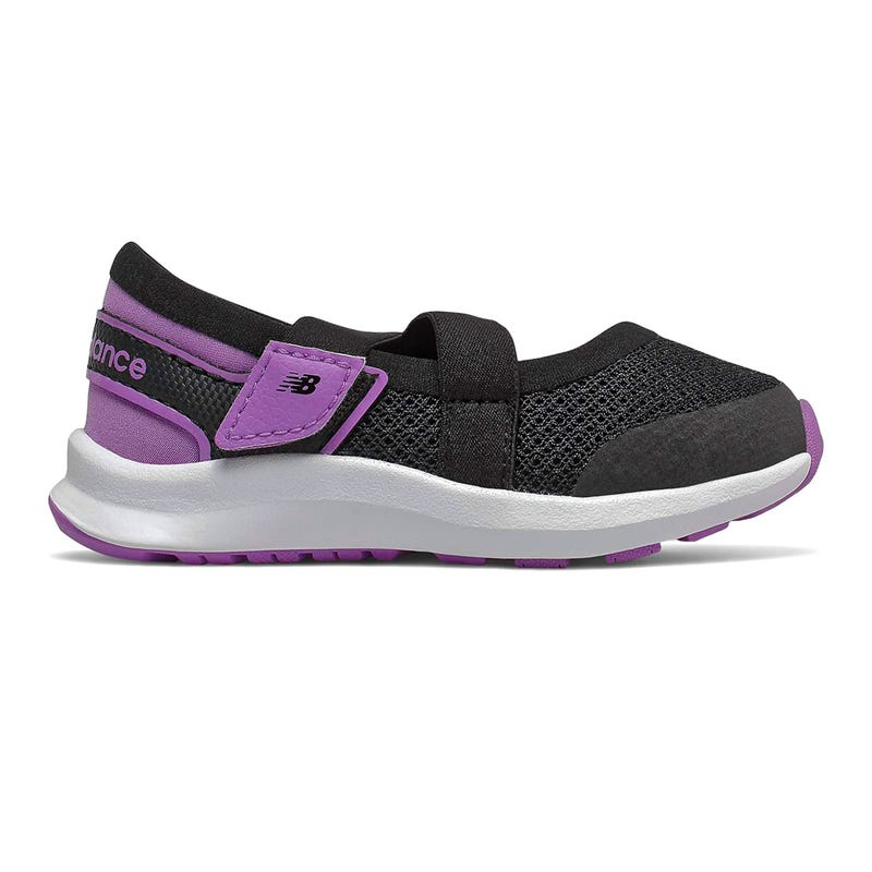 Nergize Sport Mary Jane Black Sizes 5-10