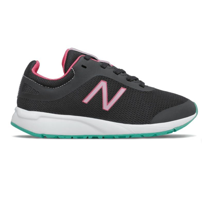 The 455 Black Shoe Sizes 4-7
