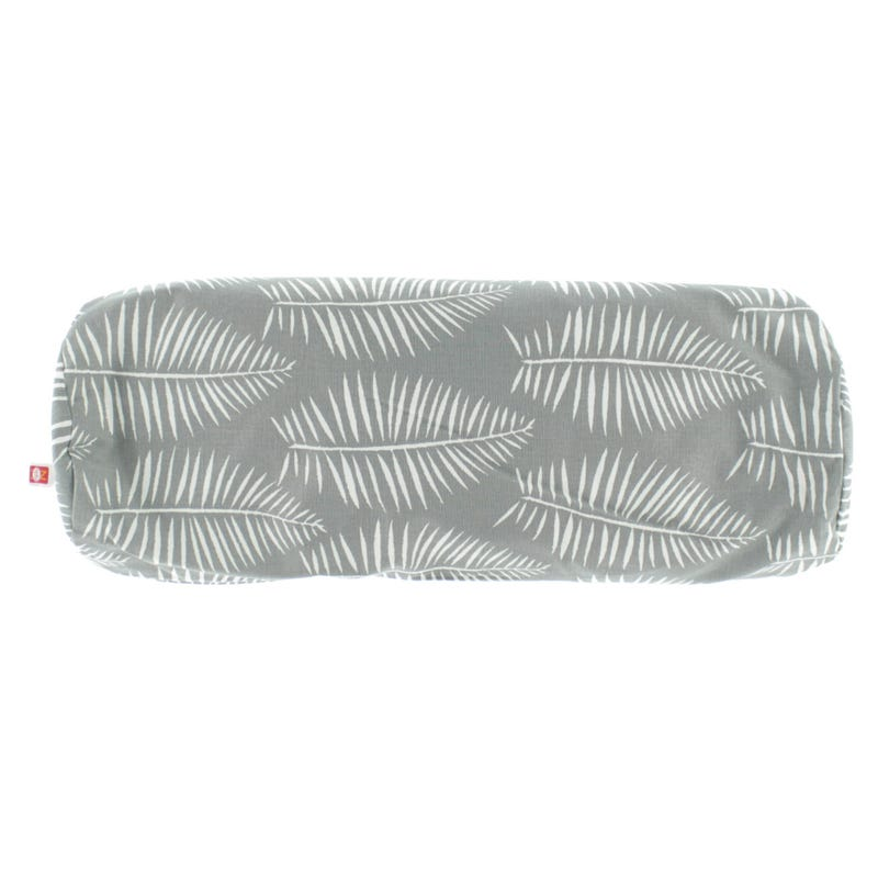 Nursing Pillow - Grey Leaves