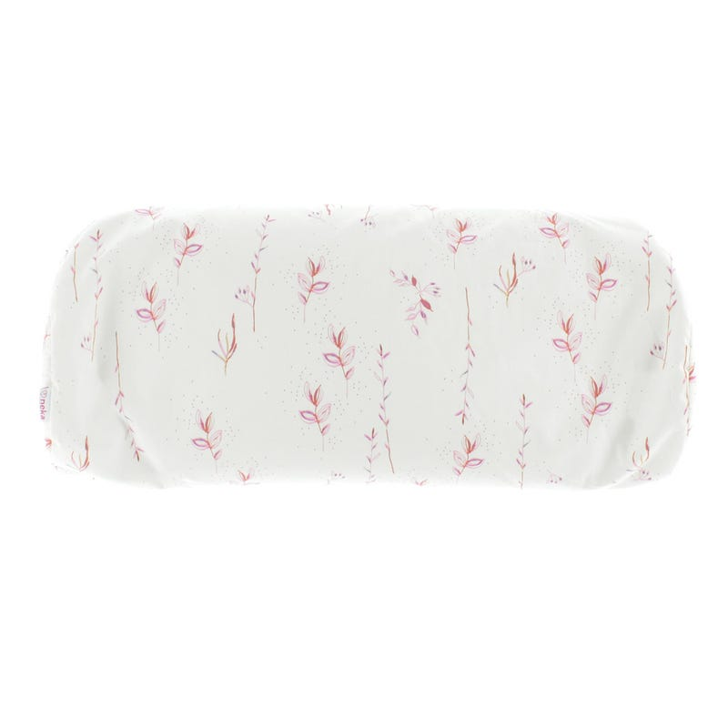 Nursing Pillow - Pink Flowers