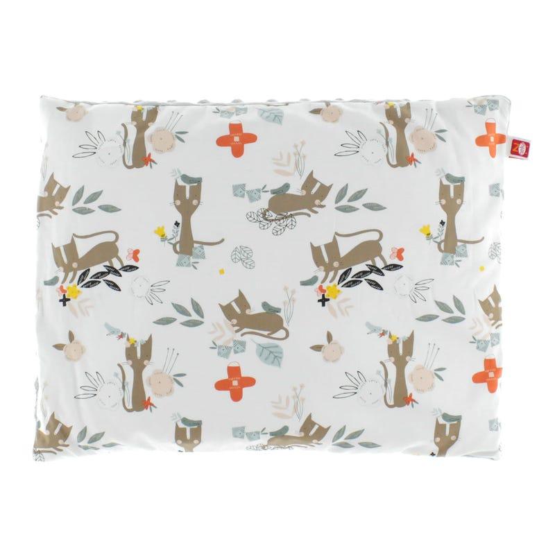 Child Pillow - Cats & Birds