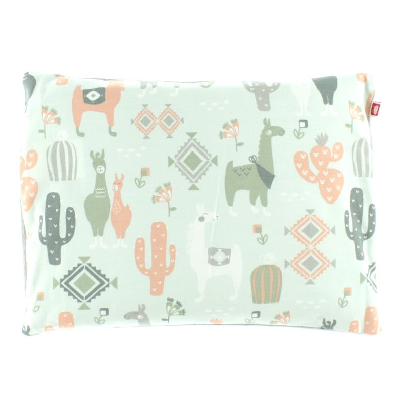 Child Pillow - Lama Cactus