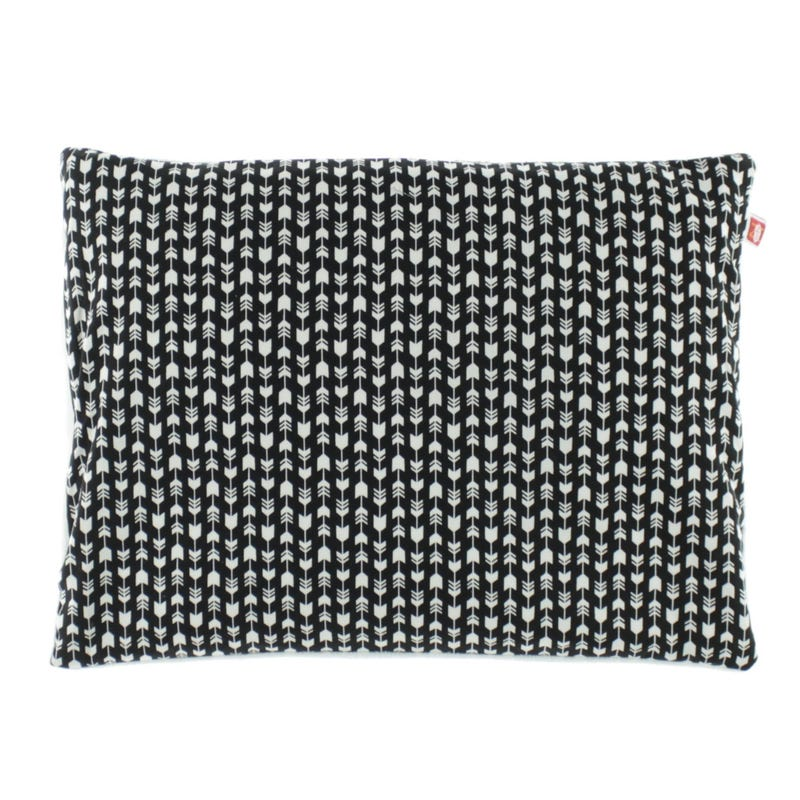 Child Pillow - Black Arrow