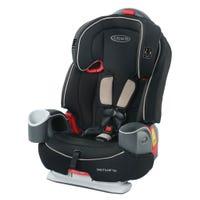 Nautilus 65 LX 3-in-1 Car Seat 22-100lb - Pierce Black
