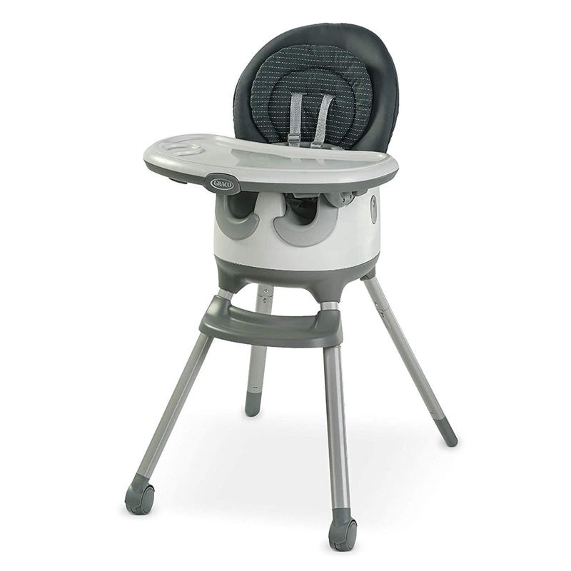 High Chair Floor2Table Atwood