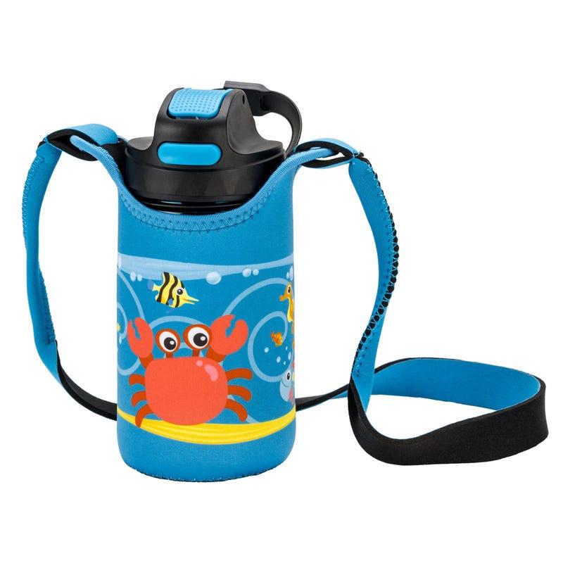 Bottle 15oz Wallet - Blue
