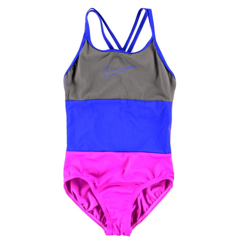 Spiderback One-Piece Swimsuit 8-14y