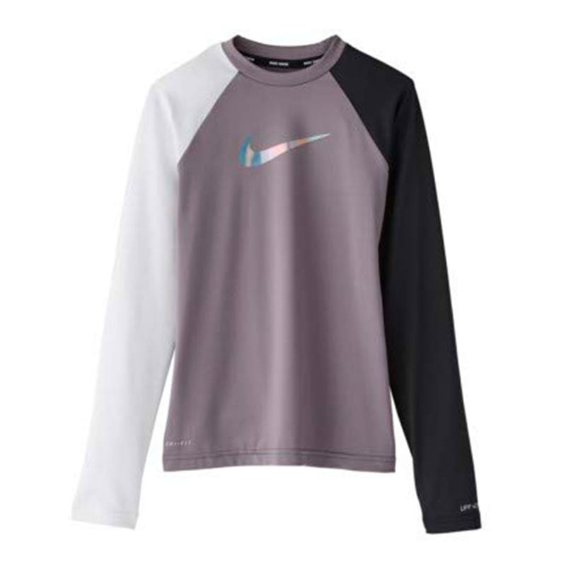 Flash Long Sleeve Rashgard 8-14y