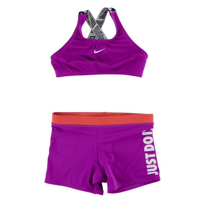 Bikini Crossback Sport 8-14ans