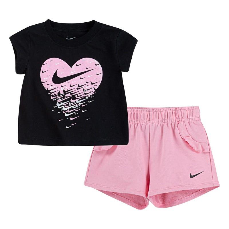 Ensemble Short Nike 12-24mois