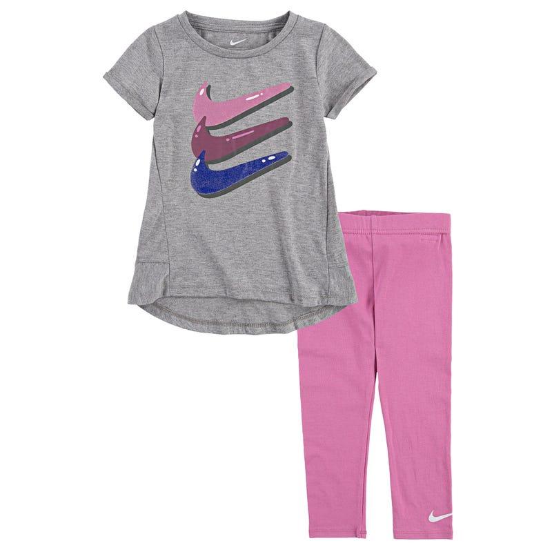 Ensemble 2 pièces Legging Nike 2-4ans
