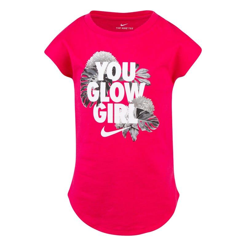 You Glow Girl T-Shirt 4-6y