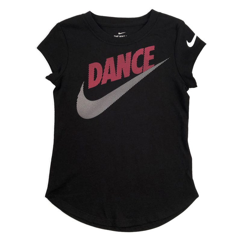 Swoosh Dance T-Shirt 4-6x