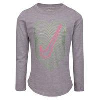 T-Shirt Manches Longues Heart Reverb 4-6ans