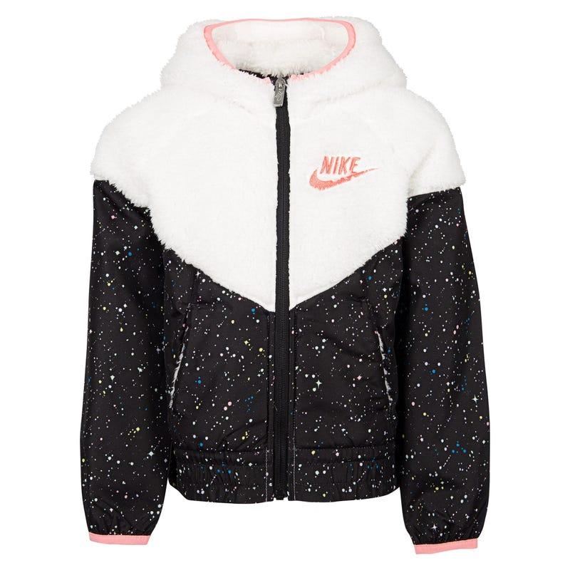 Manteau Mi-Saison Sherpa Nike4-6x