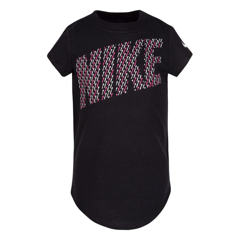 Nike Block S/S Scoop Tee 4-6X